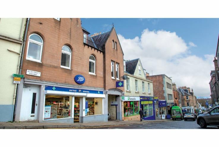 49 Allan Street<br>Blairgowrie<br>Perthshire<br>PH10 6AB