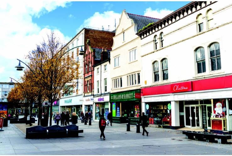 9 - 11 Chapel Street<br>Southport<br>Merseyside<br>PR8 1DF