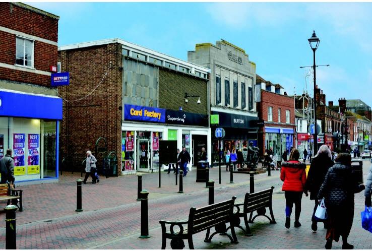 Superdrug and Card Factory<br>78 - 80 High Street<br>Sittingbourne<br>Kent<br>ME10 4PB