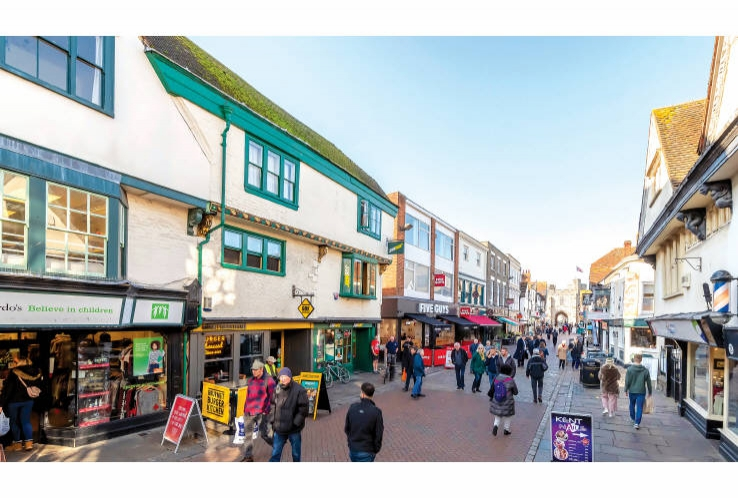 49a St Peters Street<br>Canterbury<br>Kent<br>CT1 2BE