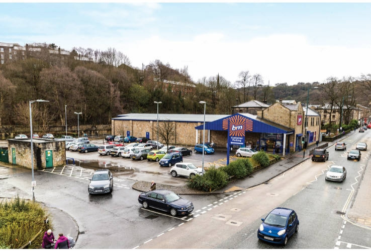 56 / 78 Halifax Road<br>Todmorden<br>West Yorkshire<br>OL14 5QG
