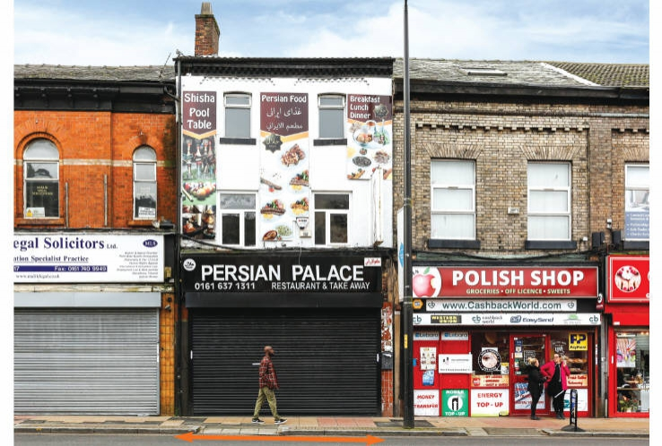 581 Cheetham Hill Road<br>Manchester<br>M8 9JE