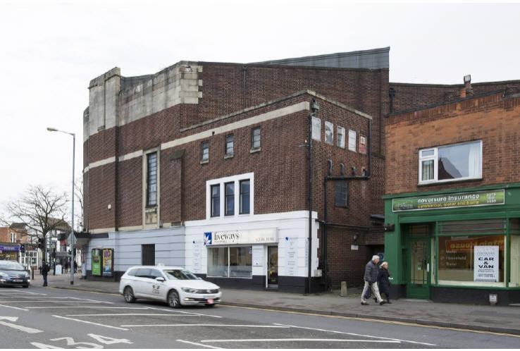 The Stafford Cinema<br>Newport Road<br>Stafford<br>Staffordshire<br>ST16 2HH