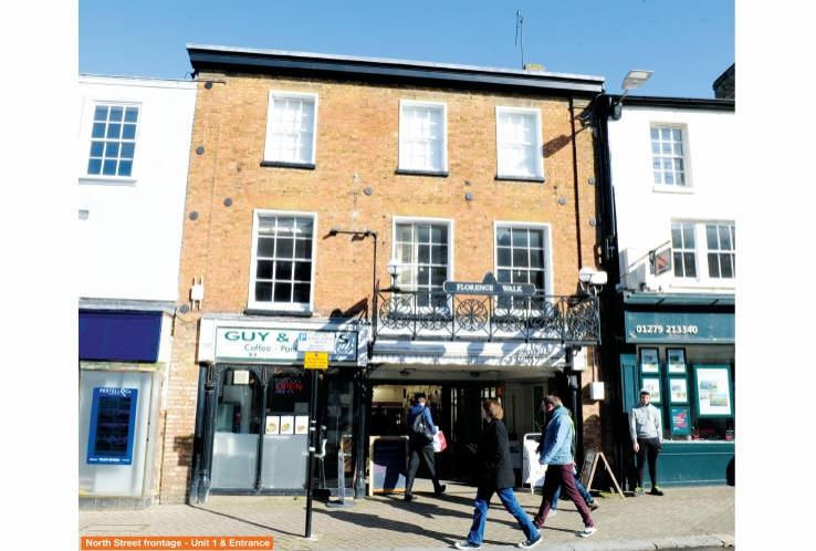 Florence Walk Shopping Mall<br>North Street<br>Bishops Stortford<br>Hertfordshire<br>CM23 2NZ