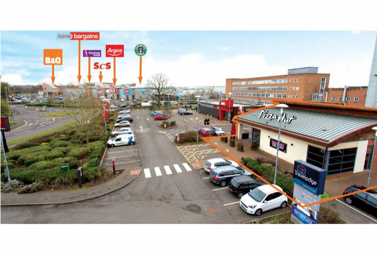 Pizza Hut<br>The Hough Leisure Park<br>Stafford<br>ST17 4ER