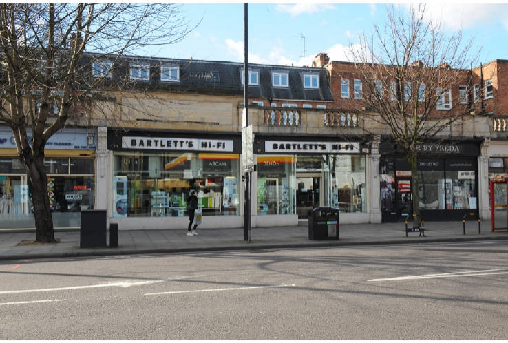 175 / 177 Holloway Road<br>London<br>N7 8LX