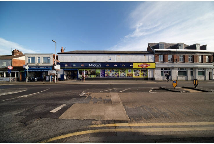 133-135 Queen Street<br>Withernsea<br>East Riding of Yorkshire<br>HU19 2DJ