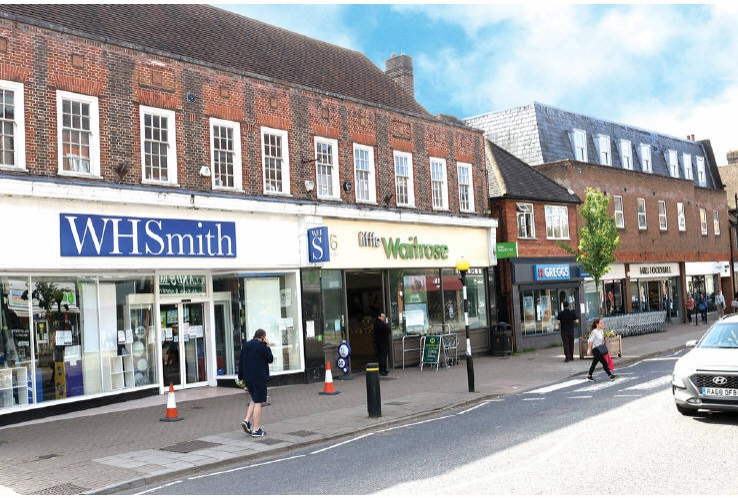 46 Sycamore Road<br>Amersham<br>Buckinghamshire<br>HP6 5DR