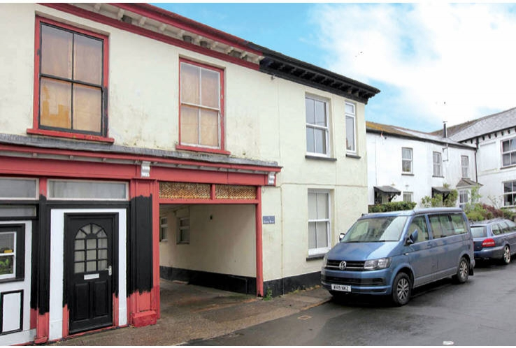 4 London House<br>Hatherleigh<br>Okehampton<br>Devon<br>EX20 3JH