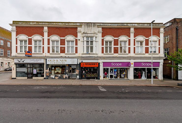 Units 3 & 4 Connaught Buildings<br>Chapel Road<br>Worthing<br>BN11 1BA