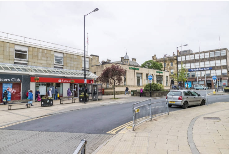 54 North Street<br>Keighley<br>West Yorkshire<br>BD21 3SJ