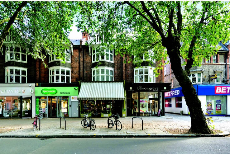 255 Chiswick High Road<br>London<br>W4 4PU
