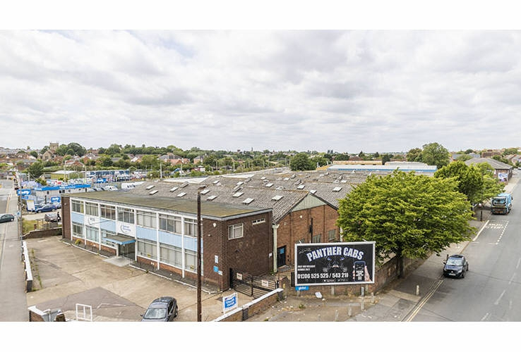 Former Gamet Bearings Facility, Hythe Station Road, Colchester, Essex, CO2 8LD