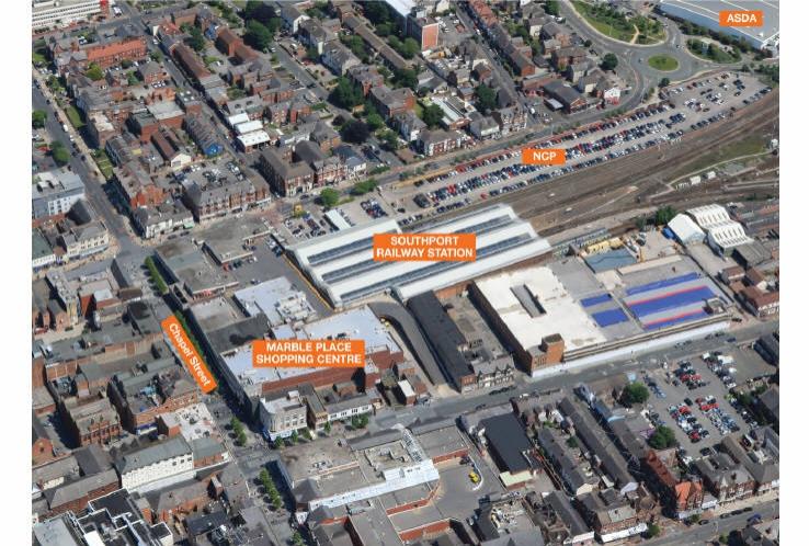 NCP Car Park Southport Train Station<br>Southport<br>Merseyside<br>PR9 0TJ