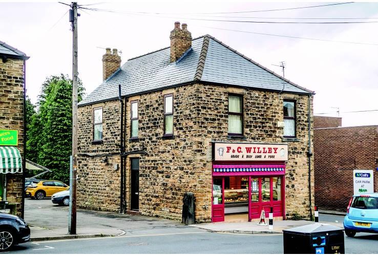 8 & 8a Cross Street, Woodhouse, Sheffield, South Yorkshire, S13 7JR