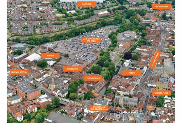 141 Castle Street<br>Salisbury<br>Wiltshire<br>SP1 3TB