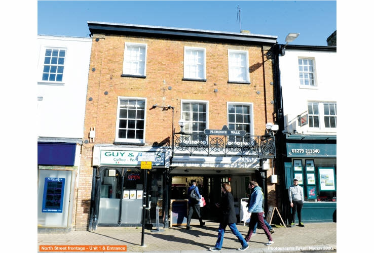 Florence Walk, Bishops Stortford, Hertfordshire, CM23 2NZ