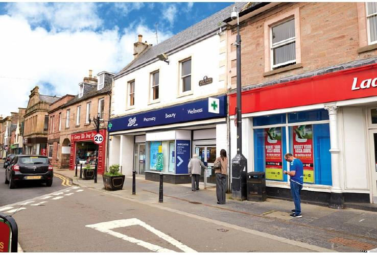 9-10 High Street, Dingwall, Highland, IV15 9HL