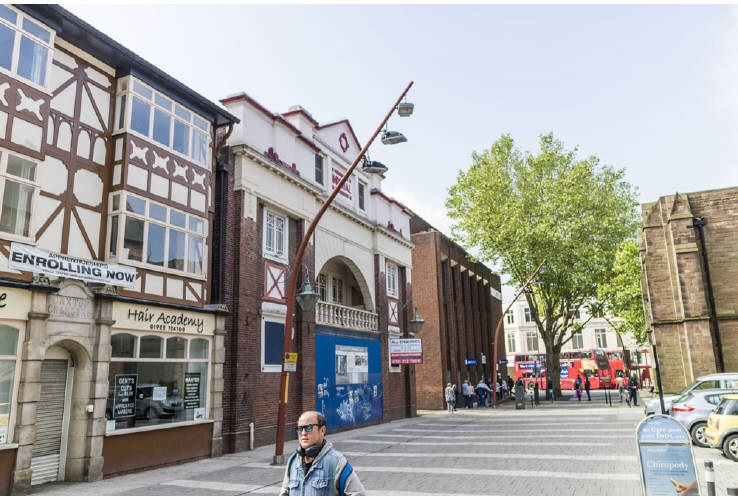 The Imperial, Darwall Street, Walsall, West Midlands, WS1 1DA