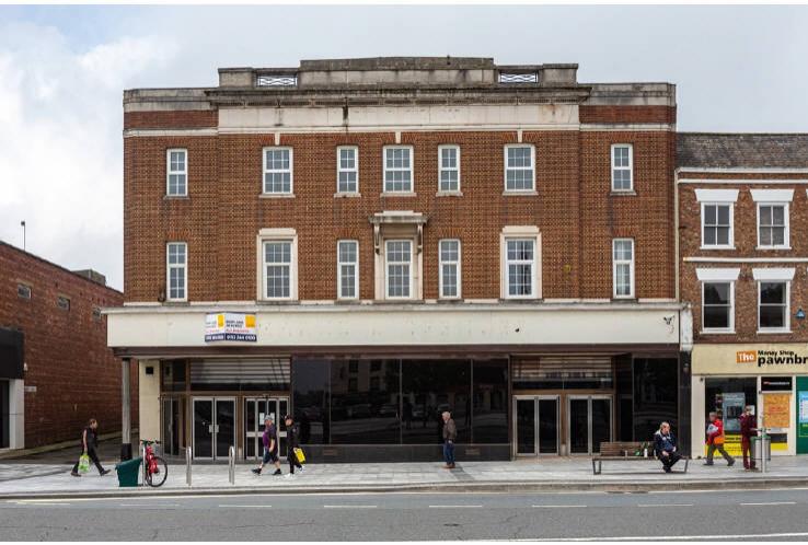 Former M&S, 139 High Street<br>Stockton-on-Tees<br>TS18 1LW