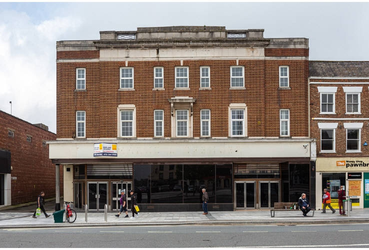 Former M&S, 139 High Street, Stockton-on-Tees, TS18 1LW