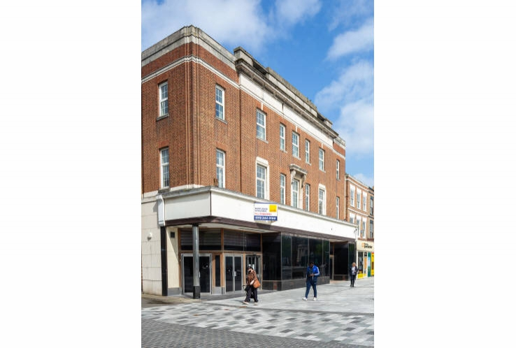 Former M&S, 139 High Street<br>Stockton-on-Tees<br>TS18 1LW