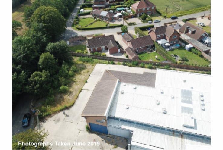 Former Tulip Factory<br>West End Road, Frampton<br>Boston<br>Lincolnshire<br>PE20 1RF