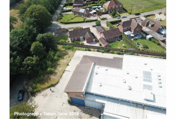 Former Tulip Factory, West End Road, Frampton, Boston, Lincolnshire, PE20 1RF