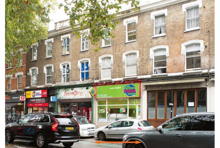 299 Chiswick High Road<br>Chiswick<br>London<br>W4 4HH