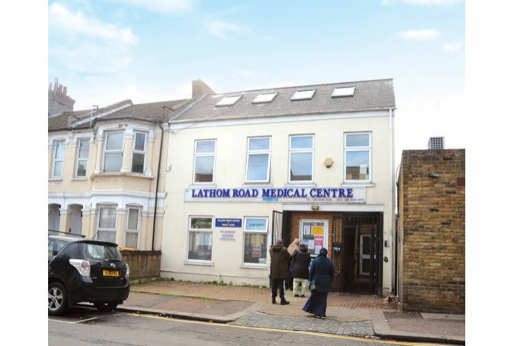 Lathom Road Medical Centre, 2a Lathom Road<br>East Ham<br>London<br>E6 2DU