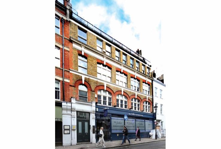 14/15 D'Arblay Street<br>Soho<br>London<br>W1F 8DZ