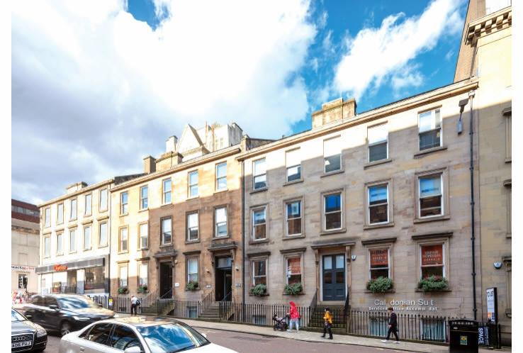The Caledonian Suite<br>70 West Regent Street<br>Glasgow<br>G2 2QZ