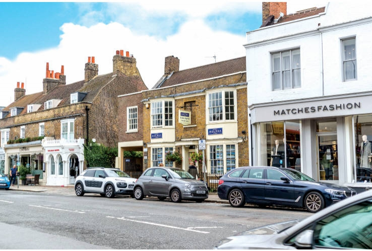 35 High Street<br>Wimbledon Village<br>London<br>SW19 5BY