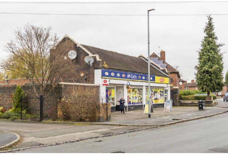 McColls<br>Abbotts Road, Carmountside<br>Stoke on Trent<br>Staffordshire<br>ST2 8EA