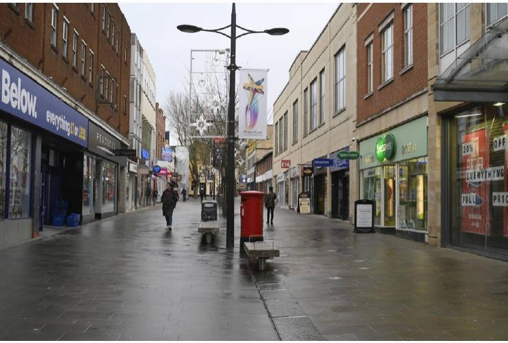 55-61 Regent Street<br>Swindon<br>Wiltshire<br>SN1 1JS