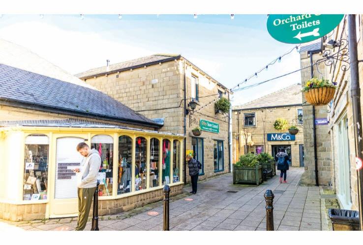 Orchard Gate Shopping Centre<br>Otley<br>West Yorkshire<br>LS21 3AF