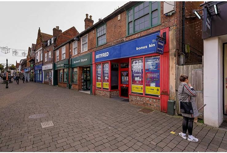 22 West Street<br>Horsham<br>West Sussex<br>RH12 1PB