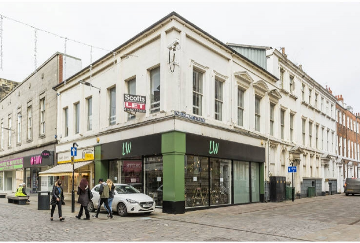 52/53 Whitefriargate<br>Hull<br>East Riding of Yorkshire<br>HU1 2HP
