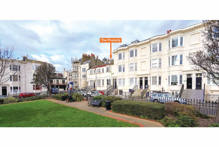 51 Western Road<br>and 25 Clarence Square<br>Brighton<br>East Sussex<br>BN1 2EB