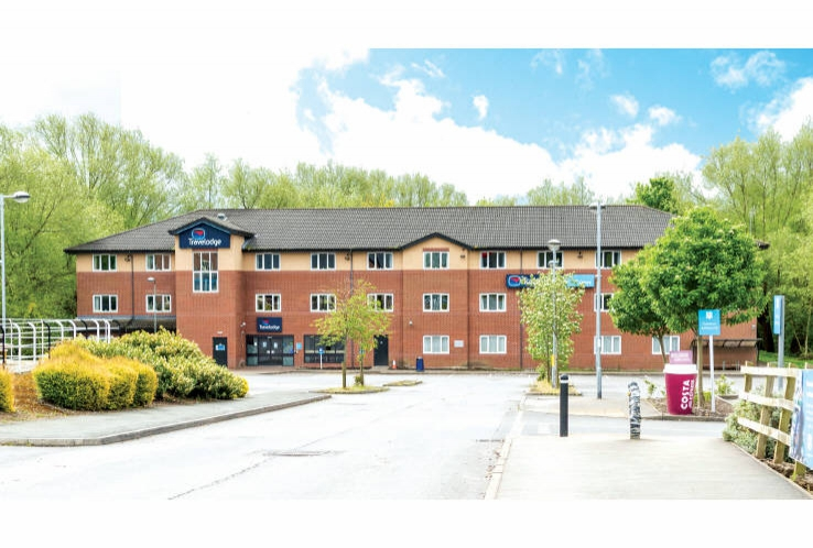 Travelodge Hotel<br>Beswick Drive<br>Crewe<br>CW1 5NP