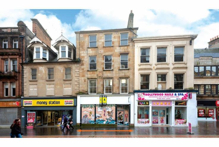 31 High Street<br>Paisley<br>Renfrewshire<br>PA1 2AF