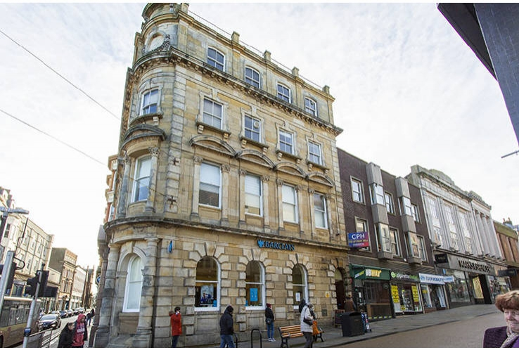 14 Newborough & 40 St Nicholas Street<br>Scarborough<br>North Yorkshire<br>YO11 2HF
