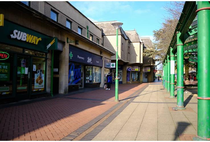 32-34 LaPorte Precinct, Grangemouth, Scotland, FK3 8BG