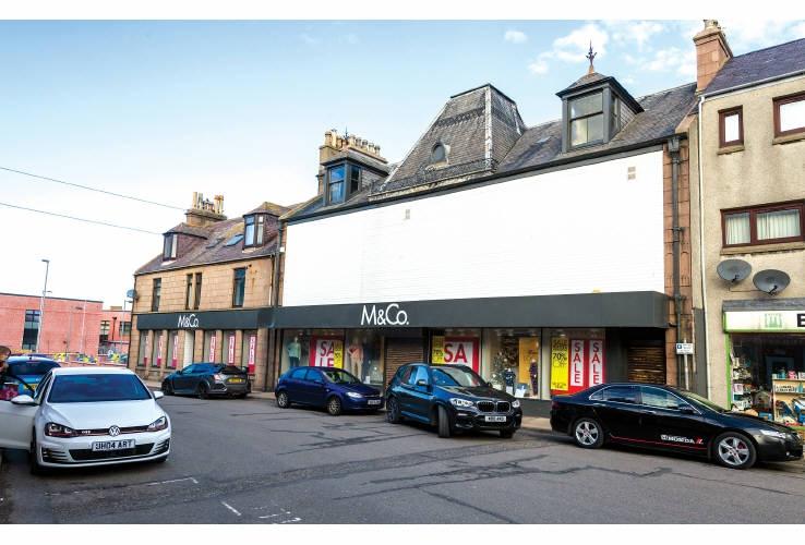 14/16 Erroll Street, Peterhead, Aberdeenshire, AB42 1PX