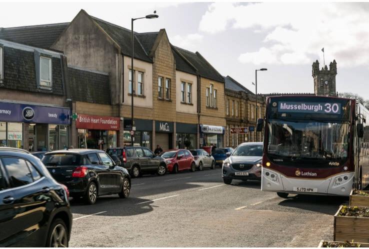 166/174 High Street<br>Musselburgh<br>East Lothian<br>EH21 7DZ