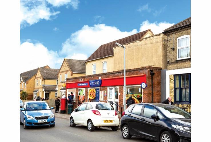One Stop, 66-68 Regent Street<br>Stotfold<br>Nr Hitchin<br>Hertfordshire<br>SG5 4DX
