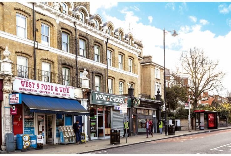 5 & 5a Putney Hill, Putney, London, SW15 6BA