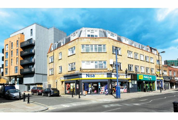 257 - 265 Southwark Park Road<br>London<br>SE16 3TP