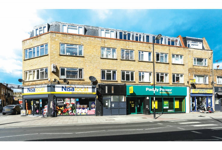 257 - 265 Southwark Park Road<br>London<br>SE16 3TP