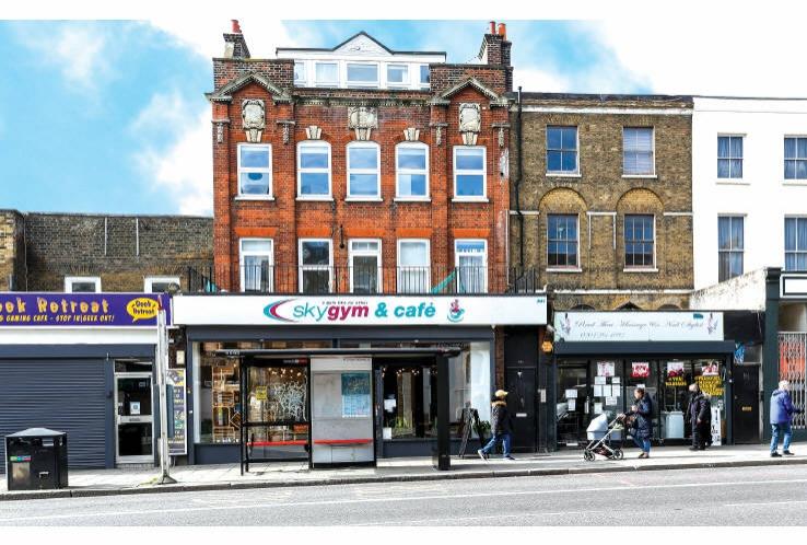 541 Holloway Road<br>London<br>N19 4BT